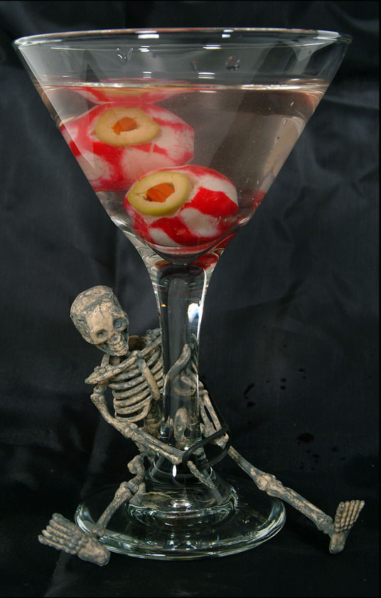 Top Halloween Cocktail Apps For 2011