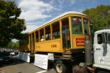 The history of green streets in San Diego is manifested in this Historic Class 1 Streetcar Restoration Project .
