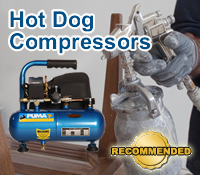 hot dog air compressor, hot dog air compressors, hotdog compressor, hotdog compressors