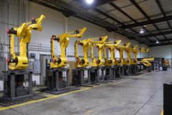 FANUC Industrial Robots at RobotWorx