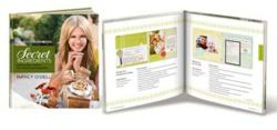"""Nancy O'Dell's new book: """"Secret Ingredients: Step-by-Step 'Recipes' for Creating Meaningful Gifts"""""""