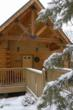 Snow Covered Branson Cabins