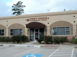 First Choice Emergency Room, The Woodlands