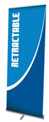 Pacific 1000 Retractable Banner Stands