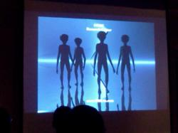 Alien/UFO abduction experiment in Los Angeles