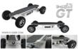 E-Glide Aluminum GT Powerboard