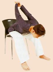 Dahn Yoga stretching tips