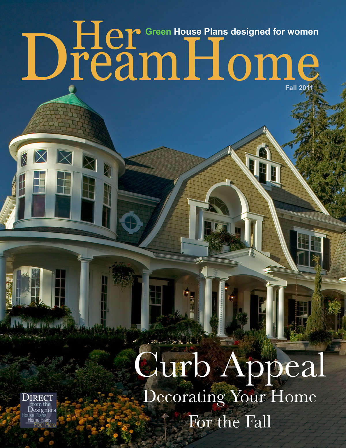 New Issue Of Her Dream Home Magazine By Direct From The