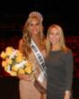 Miss Ohio USA 2012 Audrey Bolte and Dr. Tara Hardin of Hardin Advanced Dentistry