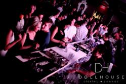 Dollhouse Lounge, one of Scottsdale's premiere house music venues