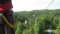 ziplines in Kentucky