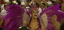Rio Carnival 2012 Samba Dancer