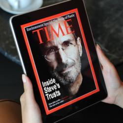 Did Steve Jobs use an irreovocable or revocable trust?