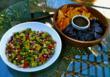 Black Bean, Corn, and Avocado Dip