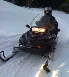 Learn about snowmobiling