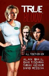 True Blood Volume 1: All Together Now is the compilation of all six issues from the first series of the mega-hits comics, featuring bonus content, including a cover gallery.