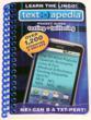 Blue Textapedia Texting Pocket Guide