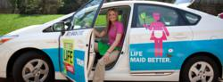 Better Life Maids of Saint Louis is a green house cleaning franchise with new units projected to open coast to coast over the next several years.