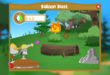 Balloon Blast in Cackleberries Virtual World Play Online
