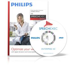 Philips SpeechExec Enterprise software