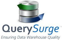 QuerySurge logo image