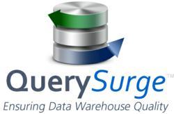 QuerySurge logo image
