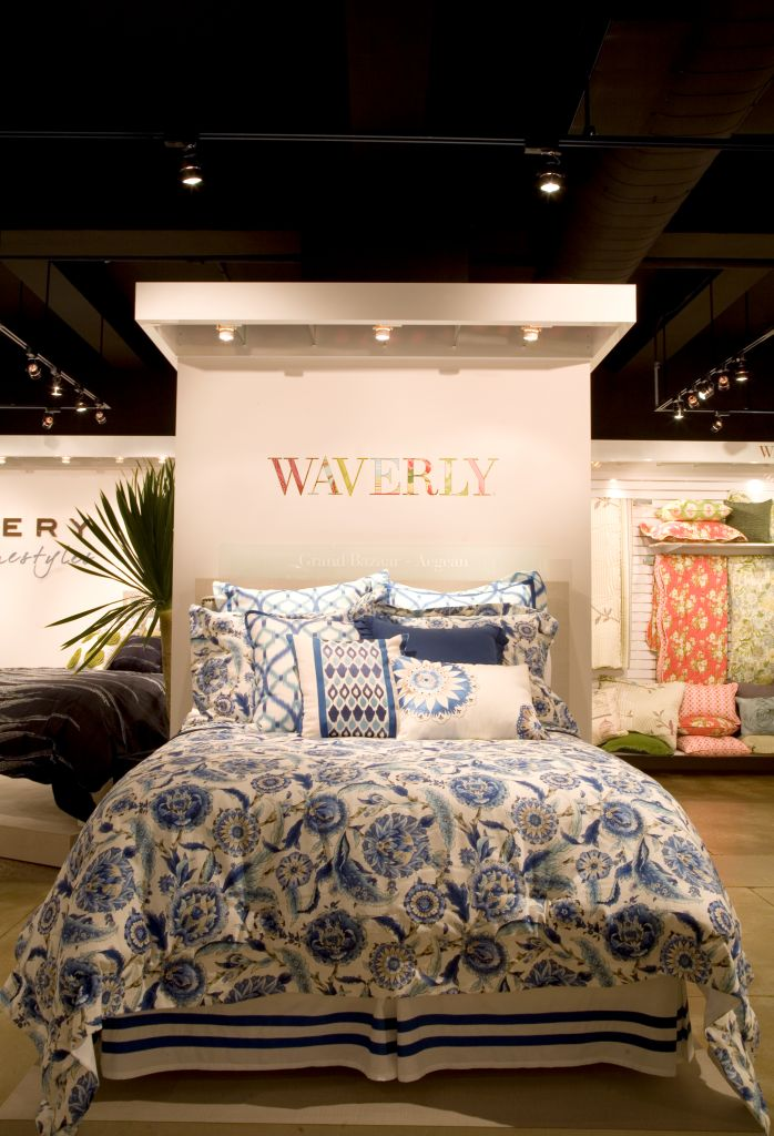 ellery homestyles expands bedding horizons