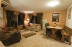 3 bedroom apartment Sainte Foy Tarentaise