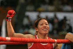 Hail Mary - India's flyweight star Mary Kom