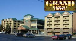 Grand Hotel Pigeon Forge, Tennessee