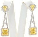 The Canary Eifel Earrings