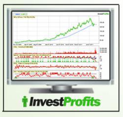 InvestProfits Chart and Logo