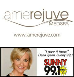 Amerejuve is ranked  by Sunny 99.1 FM as the #1 provider of laser hair removal in the Greater Houston Area!