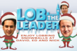 'Lob the Leader' Christmas ecard from Katie's Cards