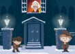 'Scrooge Game' Christmas e card game from Katie's Cards