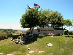 Entrance to Steiner Ranch Community