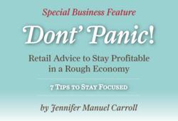 an image of Don't Panic! New Lingerie Retail Advice Column on Lingerie Journal