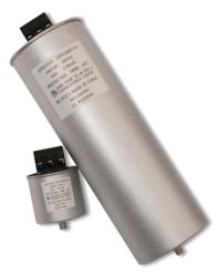 Euro style Power Factor Correction Capacitors from Aerovox Corp.