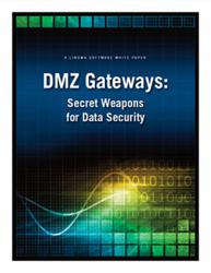 DMZ network security, reverse proxy gateway