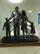 Bronze Sculptors of Big Statues' Custom Bronze Statue of the Family to...