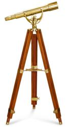 Anchormaster Brass Telescope By Barska
