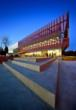 Recreation and Wellness Center, designed by LPA Inc., for California State University East Bay.