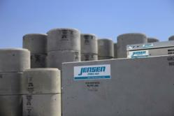 Jensen Precast - Manufacturer of precast concrete products
