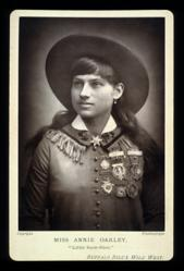 Annie Oakley with Awards