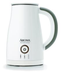 The Aroma Hot Froth X-Press creates thick, rich froth at the press of a button.