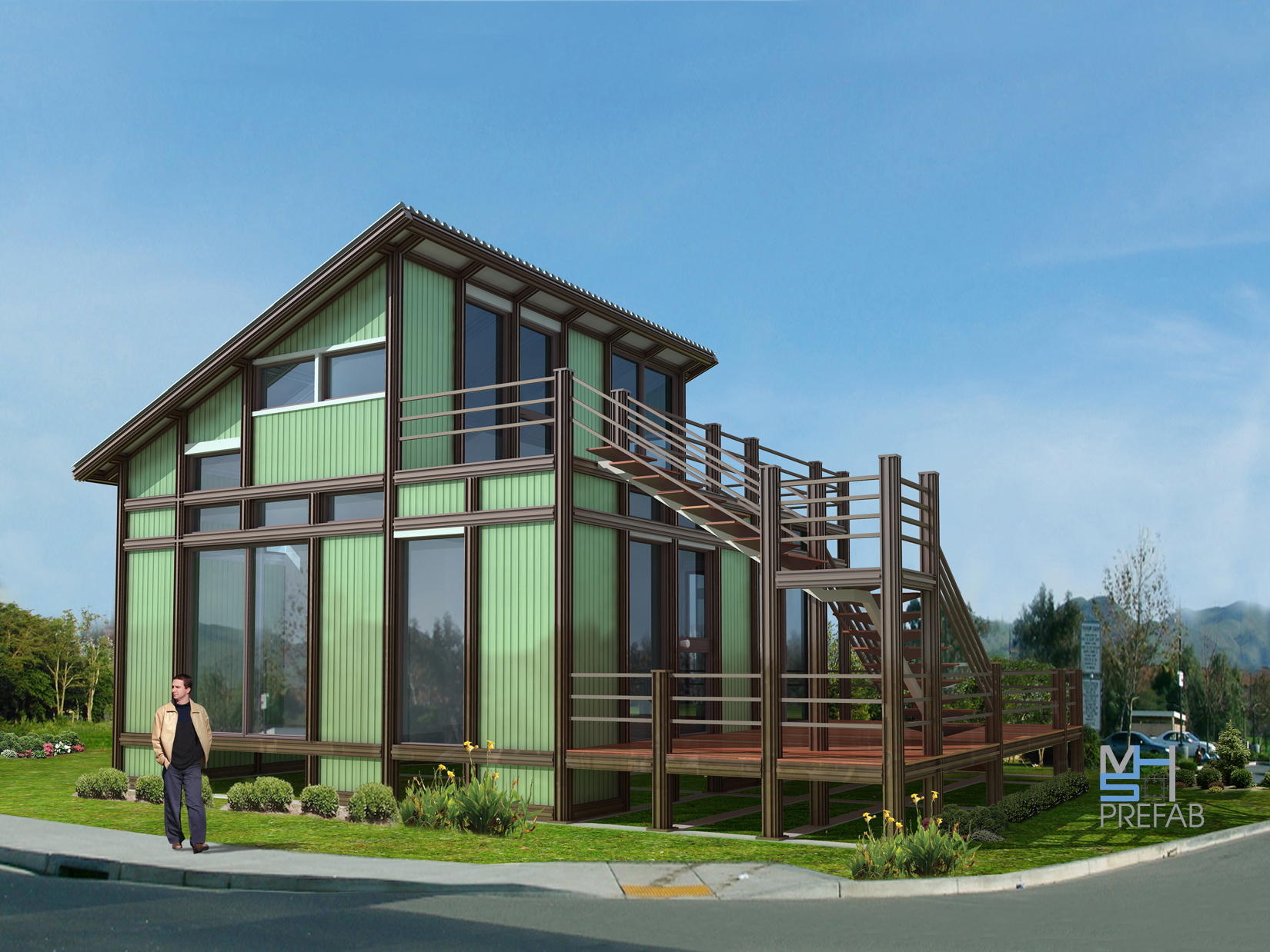 Modular Housing System MHS Ensures Global Connection with China