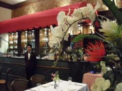 Casa Nostra waiter