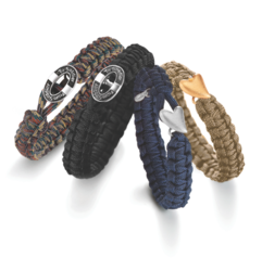 From Soldier to Soldier is a fund raising and awareness campaign based on the sales of a designer version of the survival bracelets worn by many US and allied soldiers in Iraq and Afghanistan.