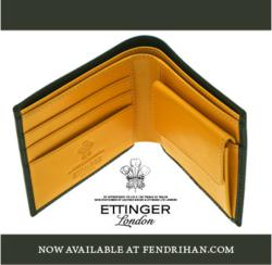 High-end Small Leather Goods From Ettinger UK Now Available at Fendrihan.com 7e2b06d264aa