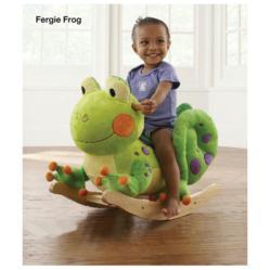 Fergie Frog was 2010's best seller